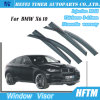 Window Visor Sun Guard Rain Deflector Vent Shade for BMW X6 10