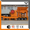 Jaw Crusher Mobile Station/Mobile Stone Concrete Crushing Plant