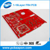 Red Color Solder Masker Printed Circuit Board PCB Board Made in China