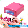 LED Gel Nail Lamp 36W with Automatic Induction Switch