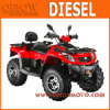 Latest Liquid Cooled Diesel 900cc 4X4 Quad