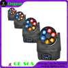 Mini 6X15W 4in1 LED Moving Head Beam Bee Eyes