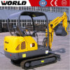 1.8ton Weight Mini Excavator with Perkins Engine