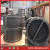 Swing Type Cast Steel Dual Plate Wafer Check Valve