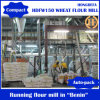 Durum Wheat Flour Mill with Wheat Flour Packing Equipment