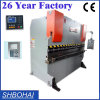 E10 E210 E200 Nc 125ton Hydraulic Press Brake Machine