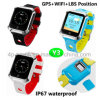 Waterproof GPS Tracker Watch for Kids Safety with Sos Emergency Call Y3