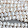 9-10mm Short Potato Cultured Natural Pearl Strands (E180013)