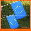 Colorful Printing European Union Hand Flag