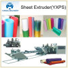 Three Pieces Screw Multi-Layer Plastic Sheet Extruder (YXPS670)