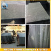 Cheap Flamed Mongalia Black Floor Tiles and Slabs