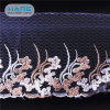 Hans Factory Prices Fashion Lace Border Fabric