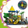 Amusement Park Kids Plastic Outdoor Used Playground Slides