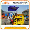Hfjmq-6A Small Hydraulic Cement Block Machine Mobile Block Making Machine
