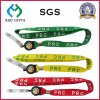 Polyester Custom Printing Woven/Satin/Nylon Neck Lanyard for Advertising