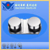 Xc-B2346 Stainless Steel Beaded 180 Degree Double Fixed Clamp