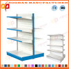Low Price Double Sides Customized Supermarket Shelves (Zhs635)