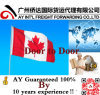 Door to Door Shiping From China to Canada by Express Courier Services