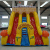 Colourful Funny Inflatable Cartoon Slide for Amusement