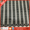 2016 Tailian New Design Black Embroidery Lace Fabric