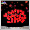 IP65 Rubber Wire Holiday Light Red Color LED String Light Christmas Light