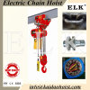 7.5 Ton Double Speed Chain Electric Chain Hoist Crane Machine and Lifting with Electric Trolley