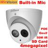 Original Dahua Ipc-Hdw4431em-Ase 4MP HD Indoor Outdoor Dome Poe Security IP CCTV Camera