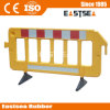 Temporary Fence Barrier Traffic Safety Roadside Plastic Guardrail