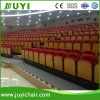 Telescopic Grandstand Movie Theater Seating Telescopic Bleacher with Ergonomic Fabric Chair Jy-765