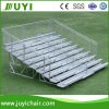 Outdoor Aluminum Bleacher Sports Gym Portable Outdoor Aluminum Chair Jy-717