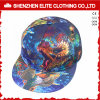 Custom Printing Sublimation 6 Panel Baseball Caps (ELTBCI-18)