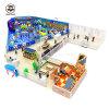 New Ocean Theme Children Indoor Commercial Playground Equipment for Sale