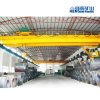 Heavy Duty Qd Model 100ton Double Girder Overhead Traveling Crane