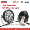 7inch Offroad Car LED Driving Lamp Super Bright Spot Light (GT1015-128)