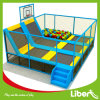 2015 Liben Indoor Customized Trampoline Sample in Trade Show