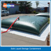 Bulk Liquid Storage Pillow Type PVC Water Tanks