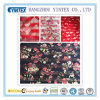 "56"" Handmade&Knitted 100% Polyester Organza Stripe Printed Fabric, 20d*75D"
