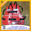 Three Pieces PVC Working Life Jacket for Sale