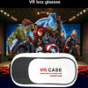 Virtual Reality 3D Glasses Vr Case for Smart Phone 3.5-6 Inch
