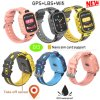 1.44 Inch Colorful GPS Smart Watch Tracking Device with IP67 Waterproof D13