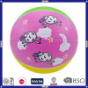 8 Panels Rubber Basketball with Customized Logo and Color