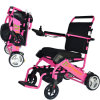 Folding Portable Power Electric Wheelchair for Elderly and Disabled Health Care