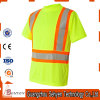 Factory Price High Visibility Green Reflex T-Shirts of Cotton