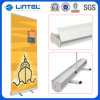 Free Standing Aluminum Portable Scroll Banner Display