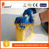 Bulk Heavy Duty Cheap Custom Industrial Blue Nitrile Rubber Coated Gloves Printed with Logo Price Ce 4112X