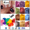 Pearlescent Nail Art Pigment, Natural Mica Cosmetic Mica Powder Manufacturer