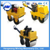 Construction Road Roller Walking Type Steel Wheel Road Roller