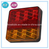 Square Shape LED Tail Stop Trailer Lamp