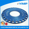 Customized Aluminum CNC Machining Parts with Silk Screen