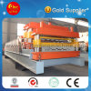 Automatic Steel Step Tile Roll Forming Machine